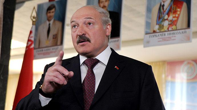 President of Belarus Alexander Lukashenko (AFP Photo / Viktor Drachev)