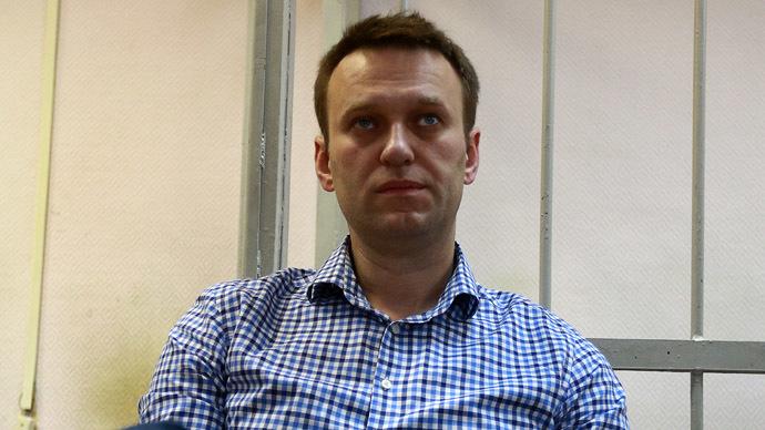 Alexei Navalny (RIA Novosti/Anton Denisov)