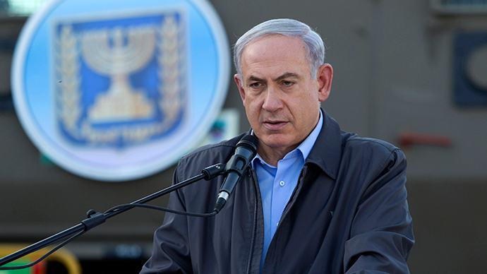 Israeli Prime Minister Benjamin Netanyahu (AFP Photo /Jim Hollander)