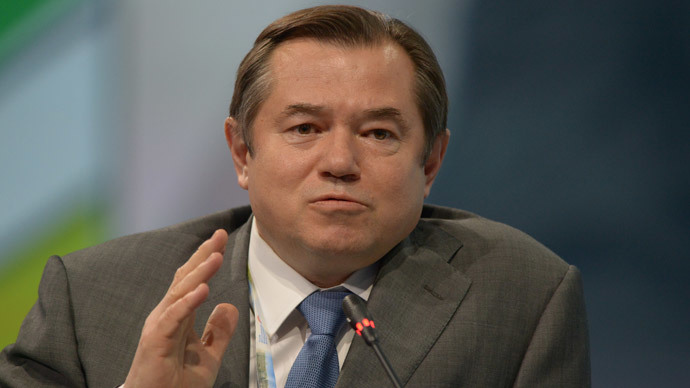 Sergei Glazyev, Adviser to the President of the Russian Federation on Regional Economic Integration (RIA Novosti / Grigoriy Sisoev)