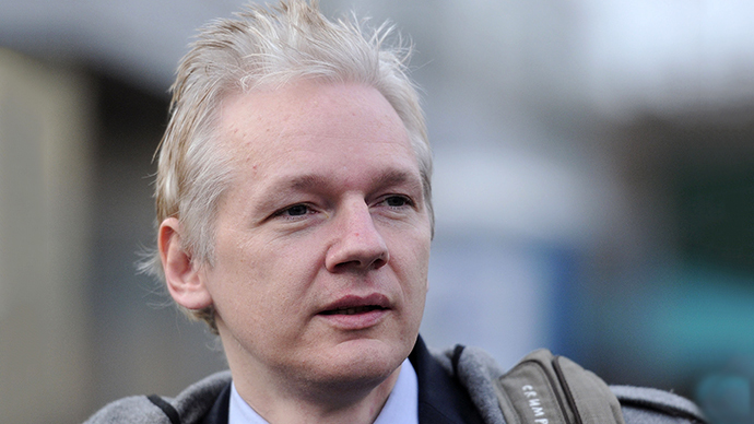 WikiLeaks founder Julian Assange (AFP Photo / Carl Court)