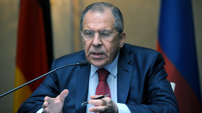 Russian Foreign Minister Sergey Lavrov (AFP Photo/Olga Maltseva)