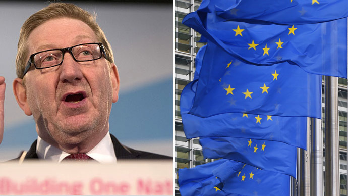 General Secretary of the Unite union, Len McCluskey (Reuters /  Neil Hall)