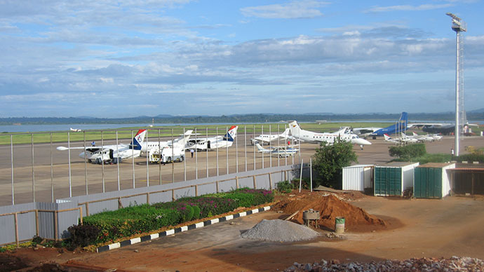 Entebbe International Airport (Image by flickr user@khym54)