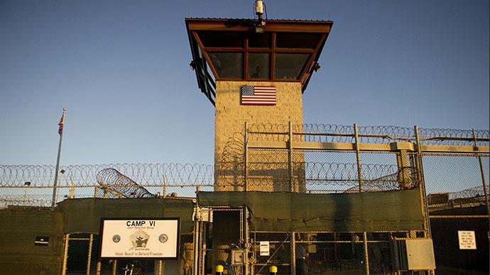 The US Naval Station in Guantanamo Bay, Cuba (AFP Photo / Jim Watson)