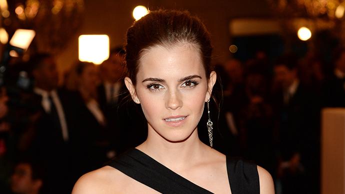 Actress Emma Watson (AFP Photo / Dimitrios Kambouris)