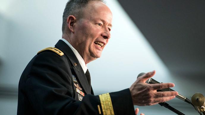 General Keith B. Alexander.(Reuters / Brendan Smialowski)