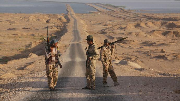 Reuters/Alaa Al-Marjan