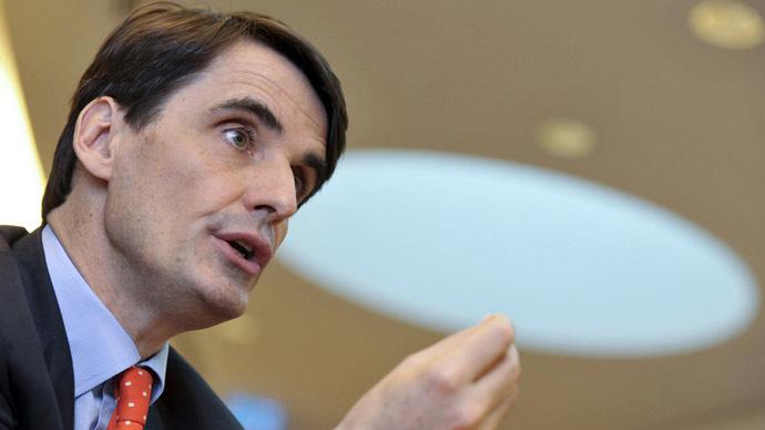 Jean-Baptiste De Franssu (Reuters/Eric Vidal)