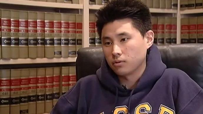 Daniel Chong (Still from YouTube video)