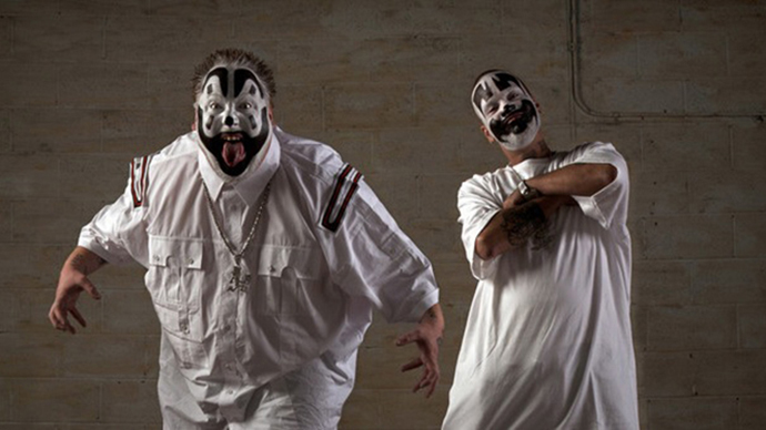 Members of the Insane Clown Posse (Image from insaneclownposse.com)
