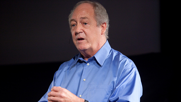 Canadian ecologist Patrick Moore (Image from flickr.com by TEDx Vancouver )