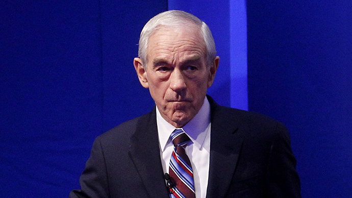 Former Congressman Ron Paul (Reuters / Eric Thayer)