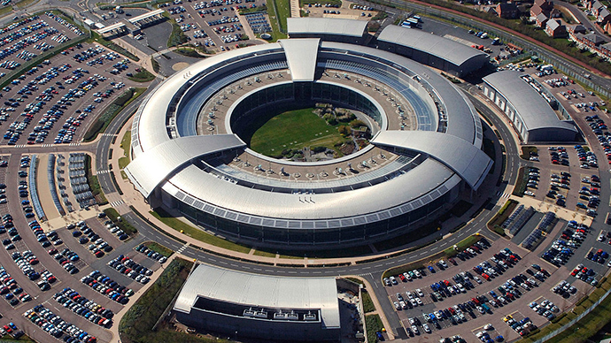 Government Communications Headquarters (Image from wikipedia.org)