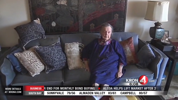 Screenshot from youtube.com/user/kron4tv