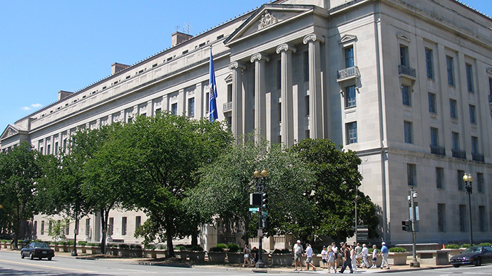 United States Department of Justice (Image from wikipedia.org)