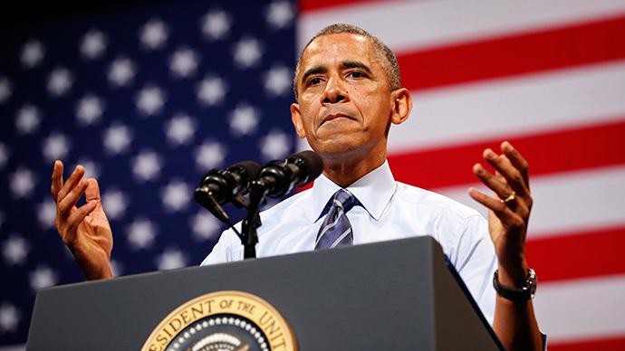 U.S. President Barack Obama (Reuters / Kevin Lamarque)