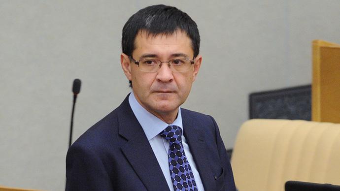 Valery Seleznyov, father of Roman Seleznyov (RIA Novosti / Vladimir Fedorenko)