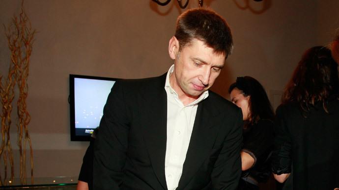 Andrey Goncharenko.(RIA Novosti / Valeriy Levitin)