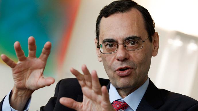 Jaime Caruana.(Reuters / Ruben Sprich)