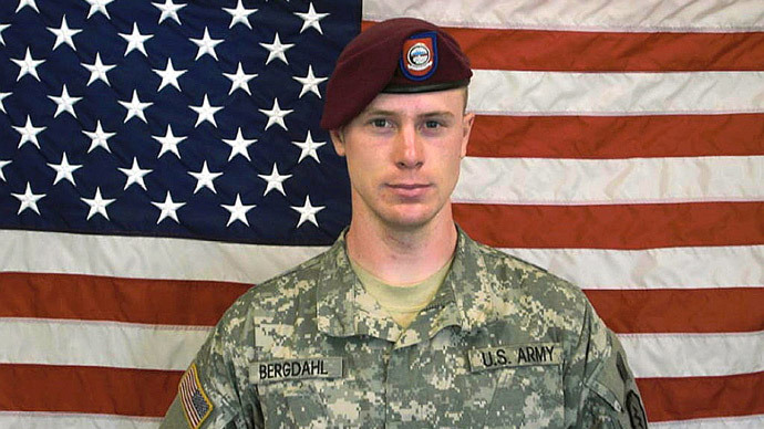 Bowe Bergdahl.(AFP Photo / US Army)