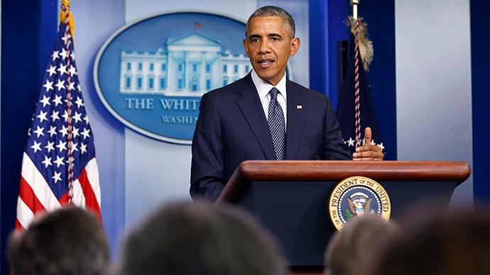 U.S. President Barack Obama (Reuters / Larry Downing)