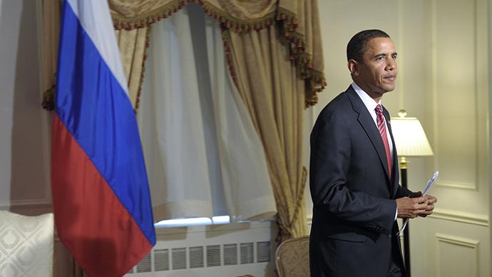 U.S. President Barack Obama (RIA Novosti / Sergey Guneev)