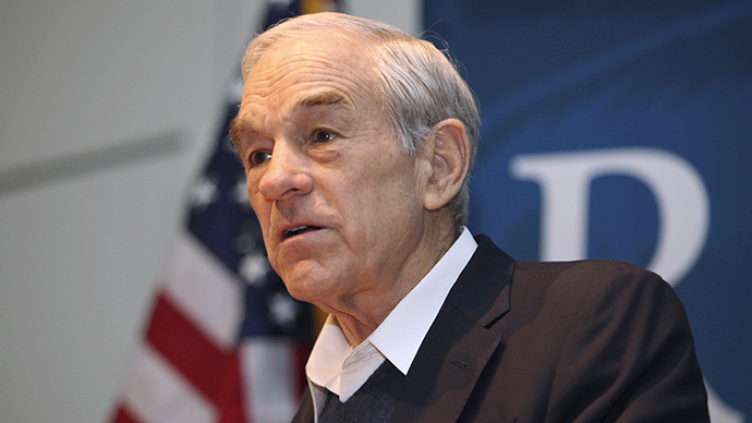 Ron Paul (Reuters / Joel Page)