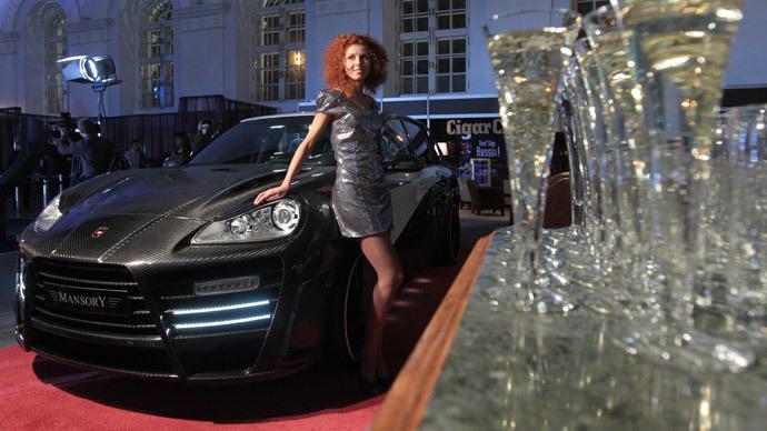 rich russian girls