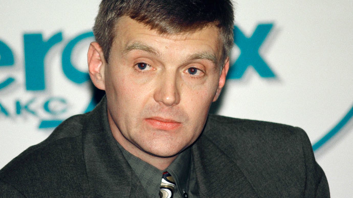 Alexander Litvinenko (Reuters / Vasily Djachkov / Files)