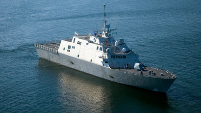 USS Freedom (Reuters / Lockheed-Martin)