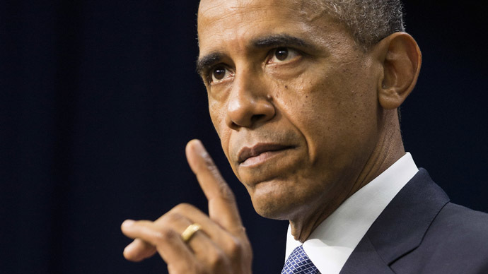 U.S. President Barack Obama (Reuters/Joshua Roberts)