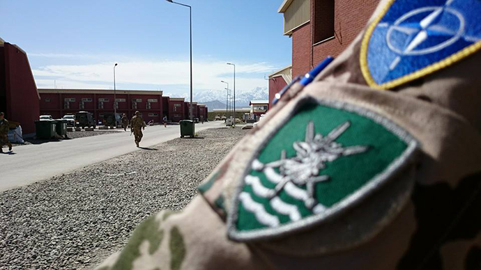 Multinational Corps Northeast, a base in Szczecin (Image from facebook.com/mncne)