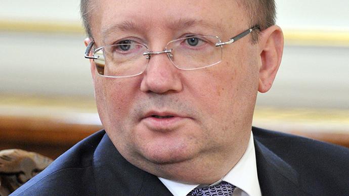 Alexander Yakovenko, Russia's ambassador to the UK (RIA Novosti / Andrey Nikolsky)