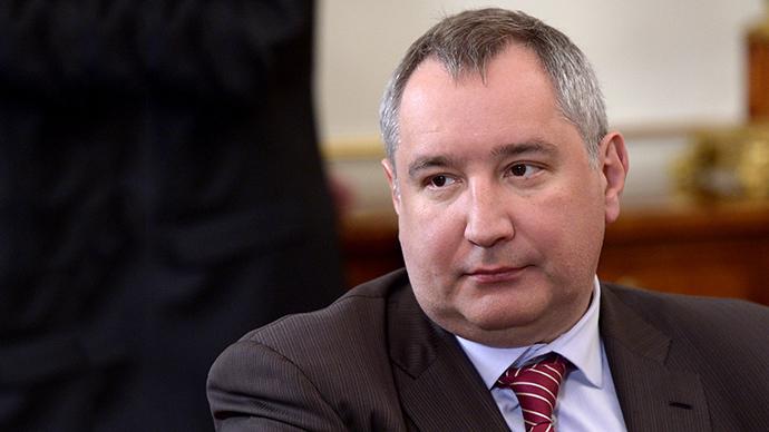 Dmitry Rogozin (RIA Novosti / Aleksey Nikolskyi)