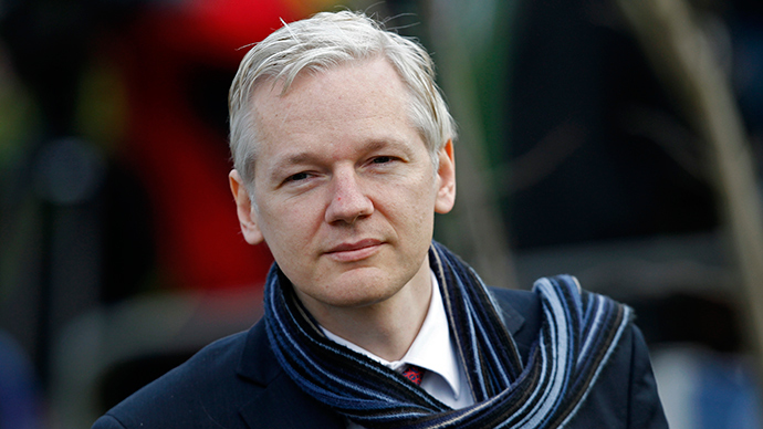 WikiLeaks founder Julian Assange (Reuters / Stefan Wermuth)