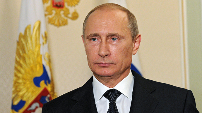 Russian President Vladimir Putin (Reuters / Michael Klimentyev)