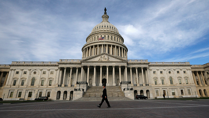 U.S. Capitol building in Washington (Reuters / Jason Reed)