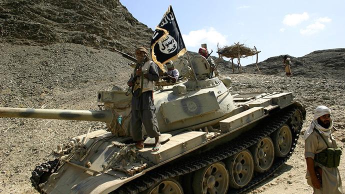 Members of Ansar al-Sharia (Reuters / Stringer)