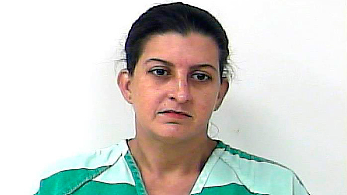 Nicole Gainey is seen in an undated picture released by the Port St. Lucie Police Department in Port St. Lucie, Florida. (Reuters / Port St. Lucie Police Department / Handout)