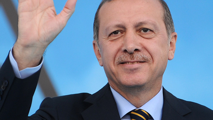 Turkish Prime Minister Recep Tayyip Erdogan  (AFP Photo / Ozan Kose)