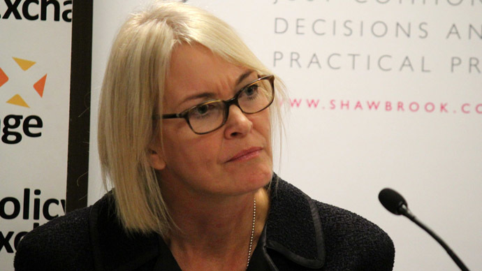 Prominent pro-Israeli Tory MP, Margot James, urges the government to adopt a policy shift on the Gaza crisis. (Photo from Wikipedia.org)