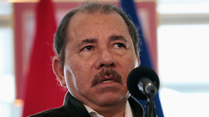 Nicaragua's President Daniel Ortega (Reuters / Diana Ulloa)