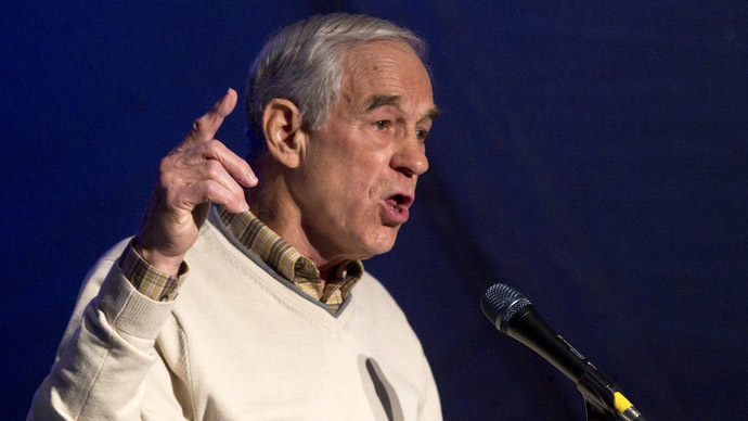 Ron Paul (Reuters/Chris Keane)