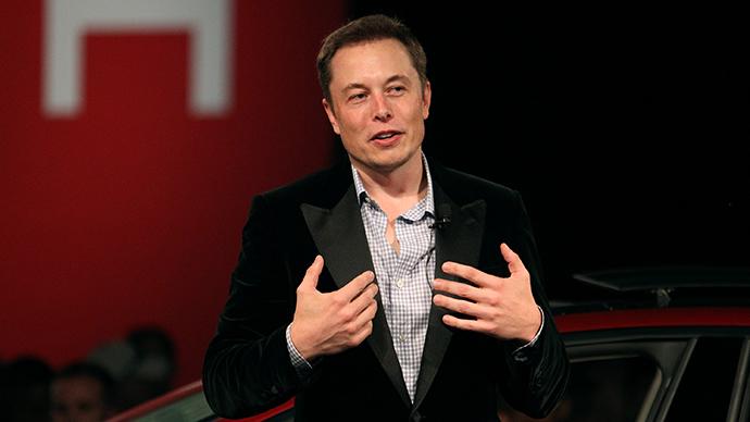 Tesla Motors CEO Elon Musk (Reuters / Stephen Lam)