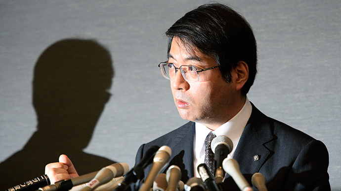 Yoshiki Sasai, deputy director of the Riken's Center for Developmental Biology (Reuters / Kyodo)