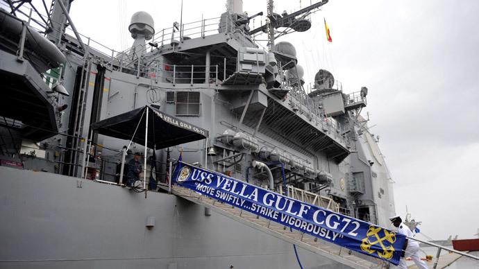 Otan (NATO) prepara sus barcos de guerra contra Rusia.