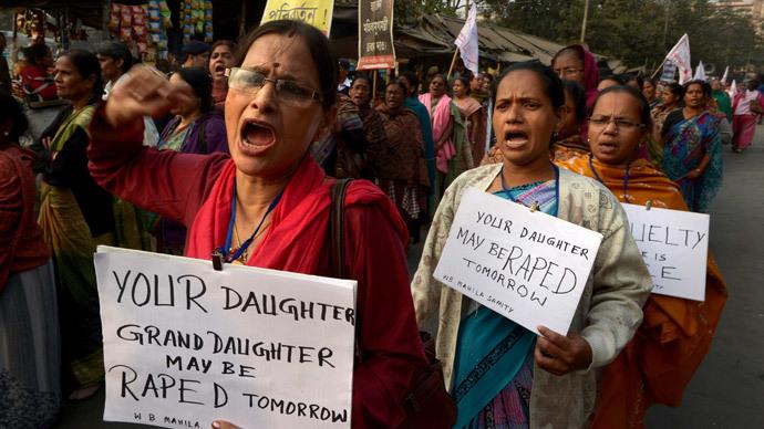 AFP Photo / Dibyangshu Sarkar