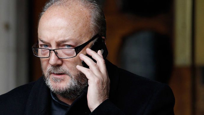 UK MP, George Galloway, has called for the British city of Bradford to issue a blanket boycott of Israeli goods, services, academics and even tourists.(Reuters / Suzanne Plunkett)