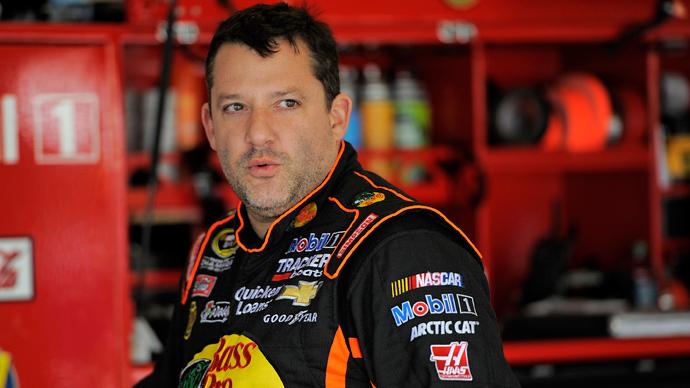 NASCAR driver Tony Stewart (Reuters / Brian Blanco)